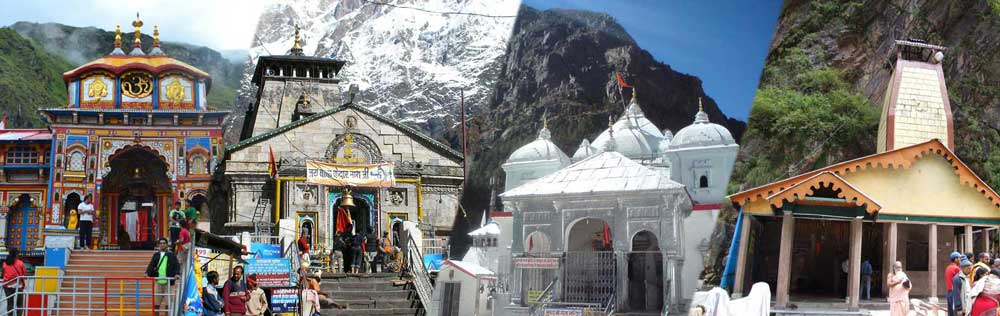 Char Dham Yatra by own car