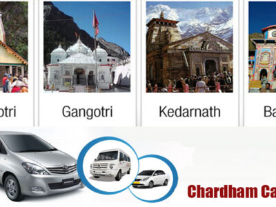 Taxi for Chardham yatra from Haridwar